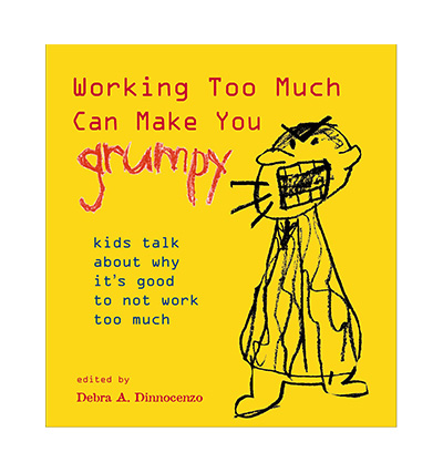 Working too much can make you grumpy